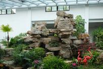 济南盆景奇石园景观石