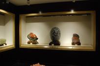 济南天然奇石馆的藏品