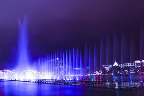 柳江音乐喷泉