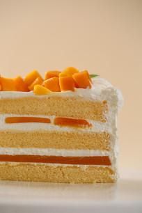 芒果慕思蛋糕