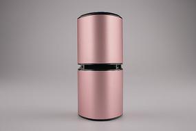 粉色空气清新器侧面