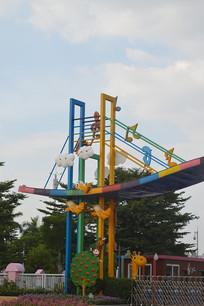 广州儿童公园摄影图