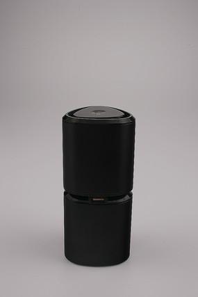 黑色净化器USB面