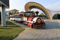 景区小火车