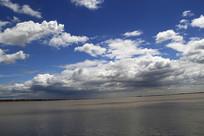天际云海海塘