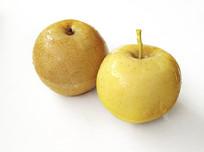 冰冻苹果梨