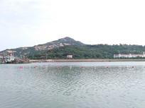 连云港海上风景
