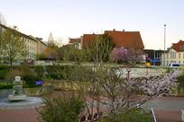 欧洲童话之路城市哈默尔恩