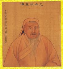 元太祖画像