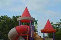 儿童公园游乐设施建筑