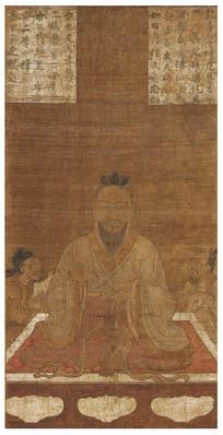 日本孔子像