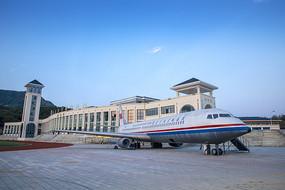 信阳航空职业学院航站楼