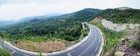 嵩阴风景区道路