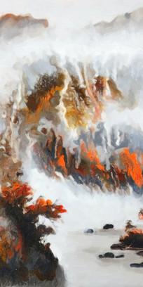 中国风意境画