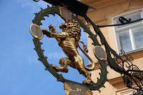 奥地利伊斯坦布尔城市建筑装饰雕塑