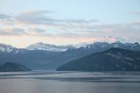 瑞士阿尔卑斯山脉皮拉图斯雪山