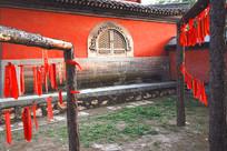 八大处香界寺祈福红丝带