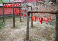北京八大处香界寺祈福红丝带