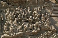 北京西山八大处灵光寺罗汉图