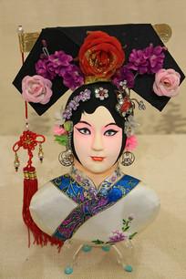 清代嫔妃头像