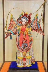 杨门女将京剧人物