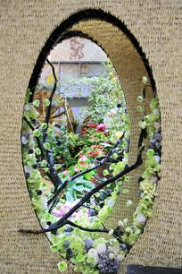 园艺插花展示