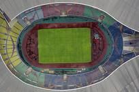 广州奥林匹克体育场鸟瞰