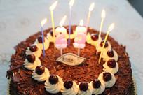 25岁生日蛋糕