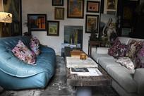 画室咖啡馆