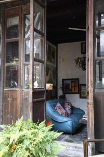 书房咖啡馆