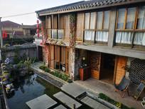 新中式私家庭院