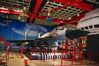 挂导弹战斗机模型