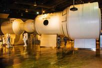 航天飞行器模型