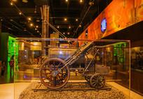 蒸气机车模型