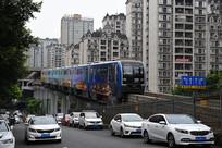 山城重庆的立体交通