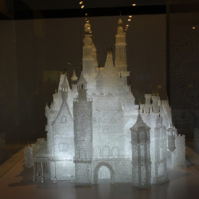 上海玻璃博物馆玻璃城堡