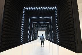 上海玻璃博物馆时光隧道