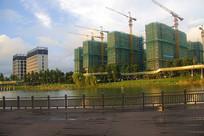 金水湖在建楼盘