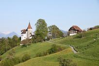 瑞士乡村建筑