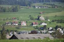 欧洲乡村建筑摄影