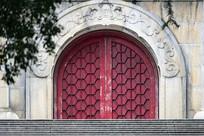中山纪念碑大门