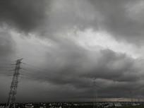 风暴云海图