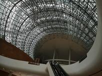 广东科学中心内部建筑
