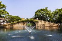普陀山普济禅寺寿桥之永寿桥