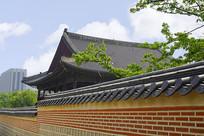朝鲜王朝王宫景福宫庆会楼