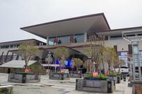 楚文化建筑特色的武昌火车站