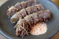 韩国料理传统香肠
