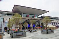 武昌火车站建筑外观