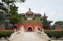 北京北海公园方殿