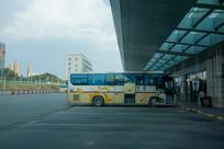 宜昌汽车客运中心站内景